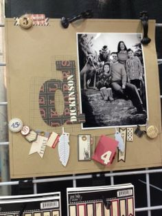 Crafter Inspired: Scrapbook Expo and Jenni Bowlin Designs!