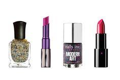 lipstick and nail polish pairings for fall