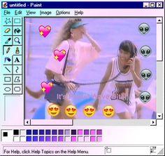 It's Pastel Wave Bitch Holographic Paint, Vaporwave Art, Internet Art, 80s Aesthetic, Old Computers, Glitch Art, Soft Grunge, Candy Colors, Punk