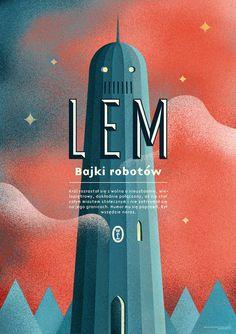 Fables for Robots Stanisław Lem science fiction by Libricons