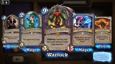 Reno lock coming soon #hearthstone #hearthstoners #battlenet #blizzard #blizzard2016 #packopening #blizzardentertainment #tavernbrawl #tcg #hsdailyfeature by bluejaywoods