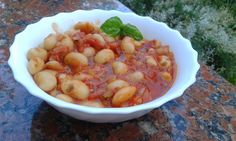 Gignat Beans, Greek Beans, Gigantyczne Fasolki, Fasola po Grecku