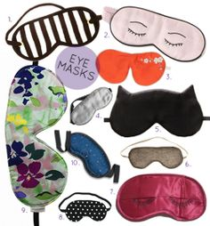 Awaken Sleepware By Alas 10 Cute Eye Masks