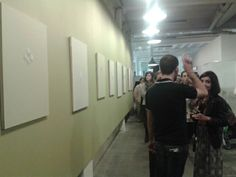 Sandro Bedini. Inauguración MOB Bcn.
