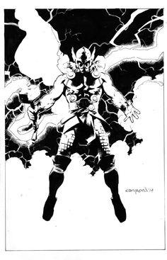 Thor by Cary Nord *
