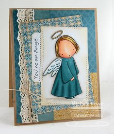 You're An Angel – MFT Sketch Challenge | Paper Cuts