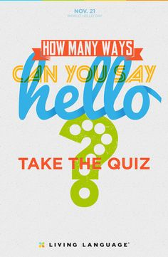 how to say hello how are you in indonesian language