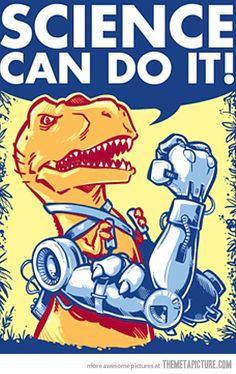 He's controlling them with his tiny T-Rex arms. Go, T-Rex! T Rex Humor, T Rex Arms, T Rex Shirt, Science Humor, Funny Science, Teaching Science, Science Posters, Science Cartoons, Science Crafts