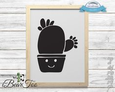 Food SVG Clipart Items Transparent Bundle Vector Sketches | Etsy How To Make Stickers, Clear Stickers, Cactus Clipart, Cricut, Vector File, Handmade Art, As You Like, Scrapbooks, Planner Stickers