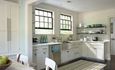 White Kitchen Love. Source: This Old House