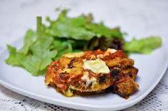 Eat Live Grow Paleo: Eggplant Parmesan