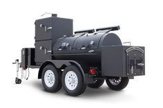 ServiceMaster Custom #BBQ Trailer   Yoder Smokers Blog #TeamYoder #WhyIYoder