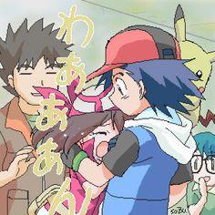 pokemon lemon fanfiction ash and may