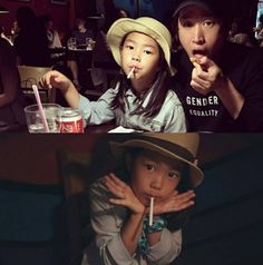 Tablo: Lee Haru - I'll Protect You --- #leeharu #tablo #epikhigh #kanghyejung #epikhightablo Lee Haru, Superman Kids, My Eyes, Equality, Daddy, Korean, Foods, Outfit, Movies