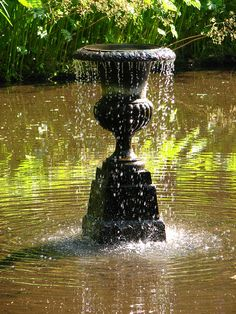 IMG_8459 Places Ive Been, Fountain, Outdoor Decor, Home Decor, Decoration Home, Room Decor, Water Well, Water Fountains, Interior Decorating