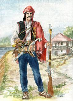 Slavonian frontier - Slavonski Granicar by Sedeslav