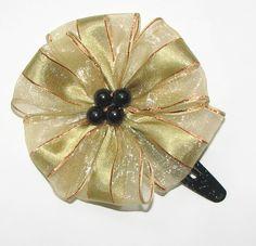 Hairclip Hand Fan, Hair Clips, Home Appliances, Handmade, Hair Rods, House Appliances, Hand Fans, Appliances, Fan