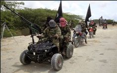 GOSSIP, GISTS, EVERYTHING UNLIMITED: Boko Haram Hoists Flag In Borno Villages After Dea...