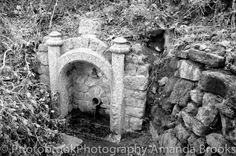 (2543, SW 924 605, Explorer 106) Ruthvoes holy well in Cornwall