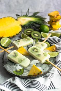 Whole30 Tropical Paradise Popsicles Recipe