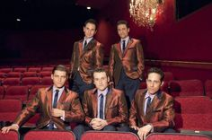 Jersey Boys  11/17/2013 1:00PM  Hippodrome Theatre At The France-Merrick PAC Baltimore, MD