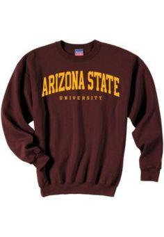 Arizona State University Crewneck Sweatshirt   Arizona State University