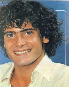Lauro Corona, Brazilian actor. Like myself, he was a guest at a party held by my then boss, U.S. Cultural Attaché Sheldon Austin