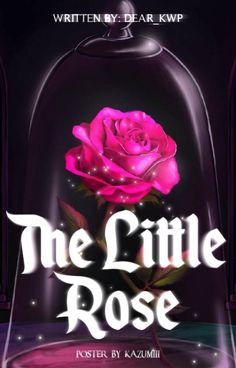 Little Rose, Fiji Water Bottle