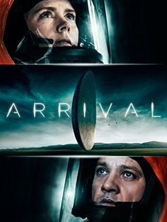 Arrival  staring Amy Adams (Barry, Mar '17)