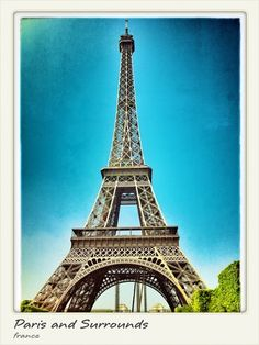 Paris and Surrounds Travel Guide