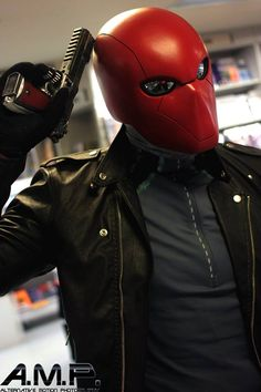 #Cosplay: Red Hood