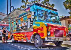 The best food comes out of a food truck! www.newyorkstyle.com