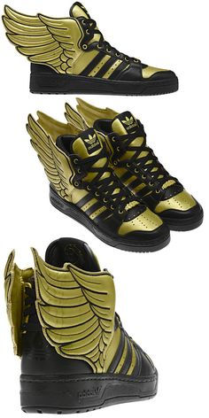 buy online a0fc2 9a2ae talk about some fly kicks!! i must have these. Jeremy Scott Adidas,