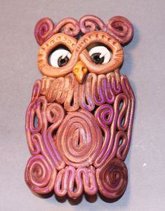 Wise+Owl+Christmas+Ornament