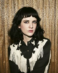 The Rise Of Nikki Lane. Are you bored with Lana Del Rey yet?It´s time to check out Nikki Lane! Nikki Lane reinvents the nostalgic sounds of country Western Shirts, Western Wear, Western Chic, Urban Cowboy, Vintage Cowgirl, Your Girl, Style Icons, Piercings, Photoshoot