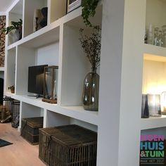 Driehoekige woonkamer - Eigen Huis & Tuin