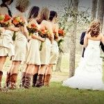love the dresses with the boots :)