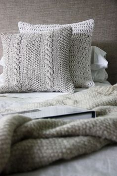 The parkway pillow pattern by fifty four ten studio for Almohadones para sillones
