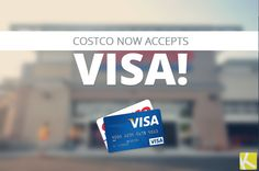 APRIL 2016 Great news, Costco shoppers! Costco announced that they will be switching their credit card program to Citi and their new co-brand incentive agreement to Visa. What does this mean for you?   Beginning April 1, 2016 (yes, that's 2016, next year) Costco will be accepting Visa cards in the United States and Puerto Rico. At this time, the only credit card accepted at Costco is American Express. Costco currently does accept Visa debit, but not Visa credit cards.  The new program for…