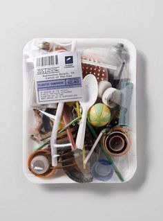 Catch of the Day: Plastic Surprise - Galveston Beach, TX To bring some attention to ocean pollution and just how disgusting it really is, Surfrider Foundation teamed up with Satchi & Satchi LA to. Ocean Pollution, Plastic Pollution, Creative Advertising, Advertising Agency, Advertising Design, Trash Art, Plastic Waste, Plastic Bags, Poster S