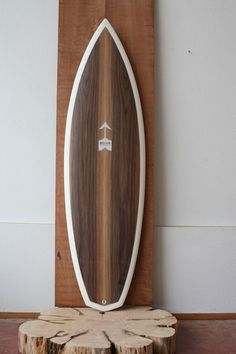 A beautiful surfboard called Banjo by Hesssurfboards.com