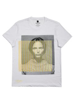 Gap's New T-Shirts Are Anything But Ordinary #refinery29  http://www.refinery29.com/2014/08/73700/gap-visionaire-t-shirt-collaboration#slide7