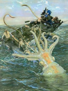 """""""Excuse me gentlemen, but have you heard the good news about Cthulhu?"""""""