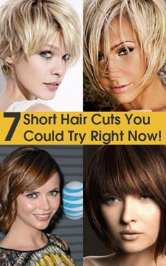 Here are the best short haircuts you could try right now which are a guaranteed hit! Take a pick and let us know what it looked like!