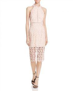 119.00$  Watch now - http://vixbt.justgood.pw/vig/item.php?t=bymak354689 - Bardot Gemma Lace Halter Dress 119.00$