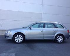 Audi A4 Avant, din 2007 A4 Avant, Audi A4, Volkswagen, Toyota, Ford, Bmw