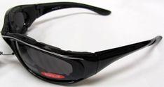 Undercover Eyewear Standard Gasket: Helmet-friendly design.  High-density foam.