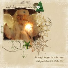 Made with Destroyed Paper Vol. 1 {droplet}  by #heart.  Only at #thestudio  #digitalscrapbooking