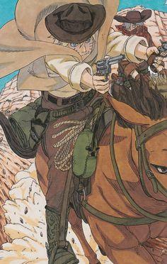 Kishimoto Masashi, NARUTO, Uzumaki Naruto, Hatake Kakashi, Western, Horse