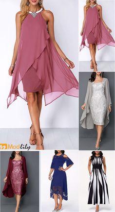 Navy Blue Flower Print Round Neck Short Sleeve V Tight Dresses, Casual Dresses, Short Dresses, Modest Fashion, Women's Fashion Dresses, High Low Lace Dress, Elegant Ball Gowns, African Wear Dresses, Cheap Dresses Online